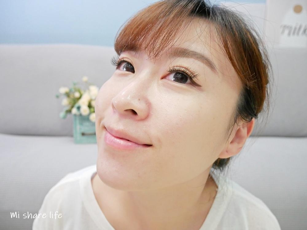 CHIC CHOC 三效潔膚霜-使用後