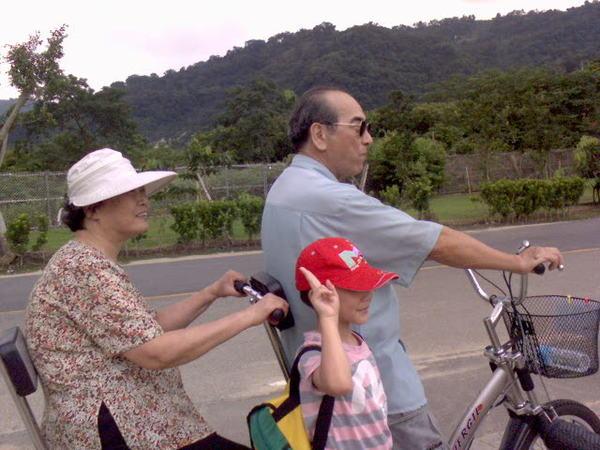 外公,外婆,表弟!!(1)