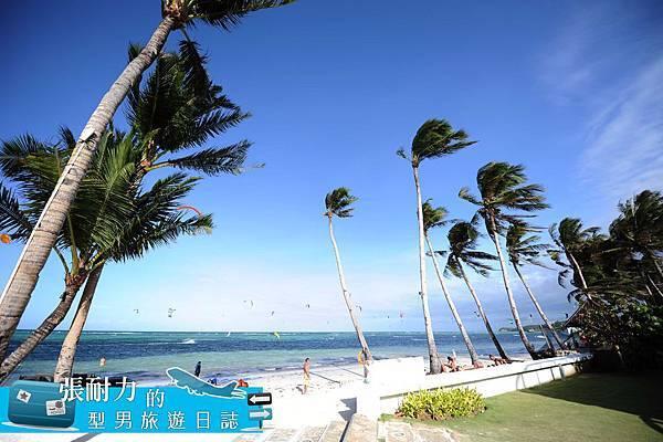 沙灘風箏衝浪