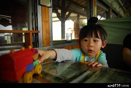 新幹線火車餐廳