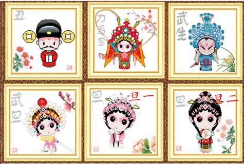 京劇臉譜2