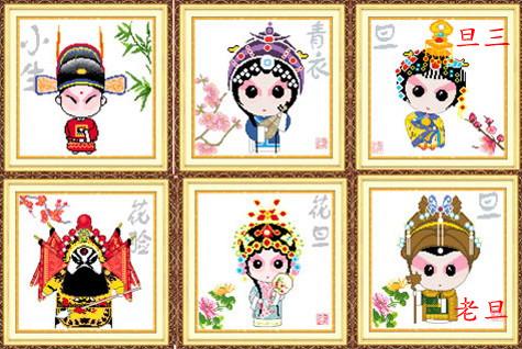 京劇臉譜1