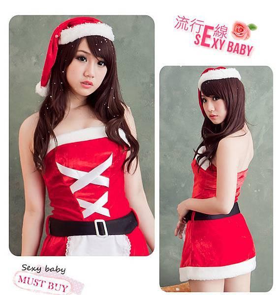聖誕服 聖誕裝 聖誕節