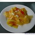 百香果拌青木瓜