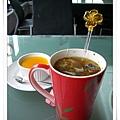 鮮桔桂花釀茶