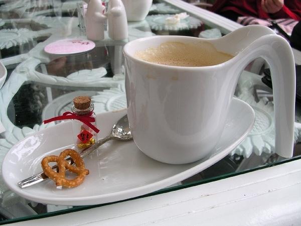 紅毛城_庭園咖啡