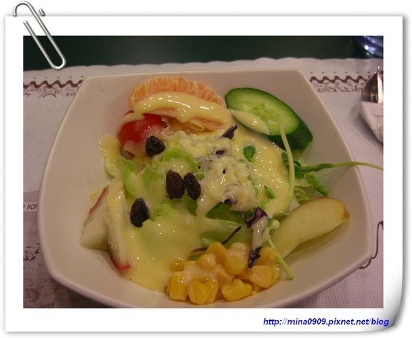 采楓健康蔬食-沙拉