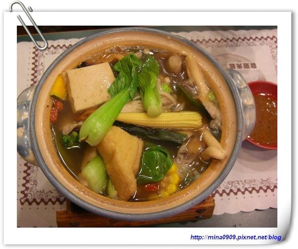 采楓健康蔬食-麻香養生鍋