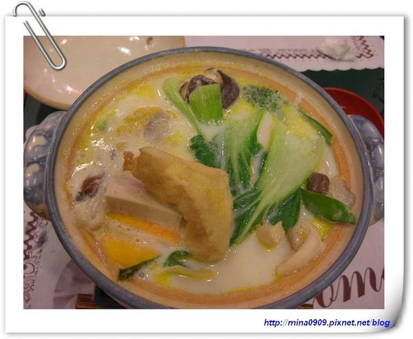 采楓健康蔬食-牛奶起司鍋