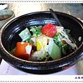 水果蔬菜優格沙拉