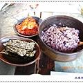 五穀飯/泡菜/海苔