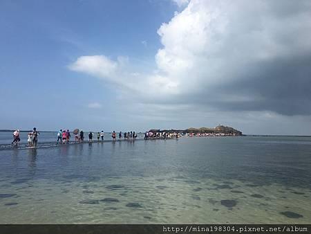 摩西分海。2016.08.19