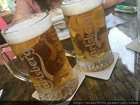 夏日啤酒。2016.08.23