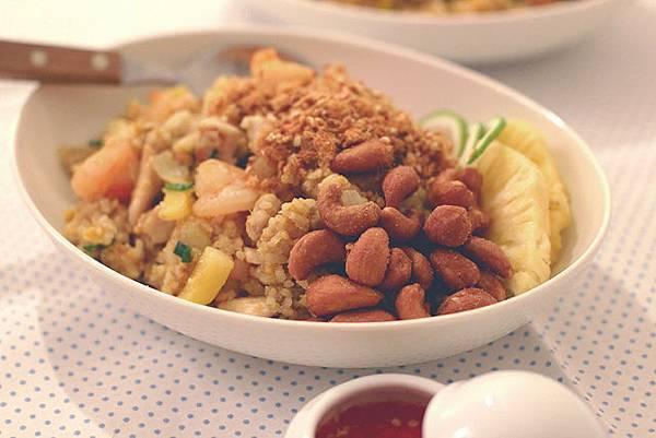 泰式鳳梨炒飯