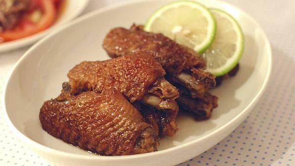 伍斯特辣醬滷雞翅