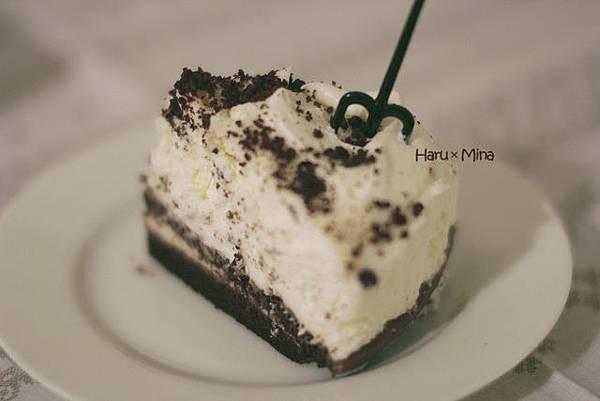 Black As Chocolate 起司巧克力蛋糕