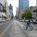 墨爾本的街道