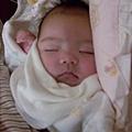 睡夢中的寶貝~真甜!!
