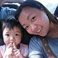 媽咪要回台北了!我還笨笨的!