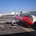 這是一家很年輕的航空公司