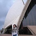 要準備進去雪梨歌劇院參觀囉