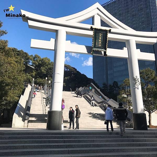 [東京景點推薦] 山王日枝神社