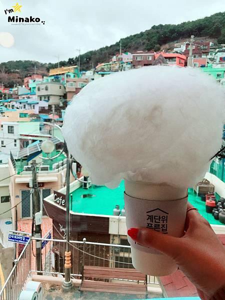 釜山咖啡推薦:Blue House