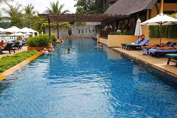 Gaya Island Resort 游泳池