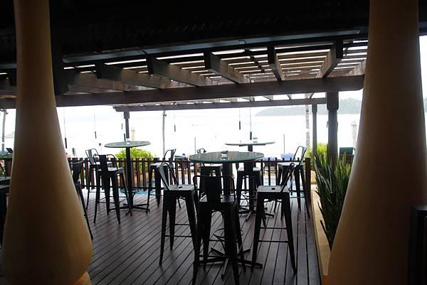 沙巴亞庇住宿推薦:Gaya Island Resort 加雅島渡假村酒吧