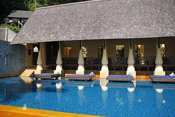 Gaya Island Resort 加雅島渡假村游泳池