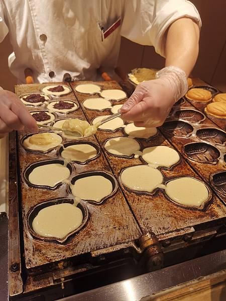 台北君悅酒店彩日本料理紅豆餅