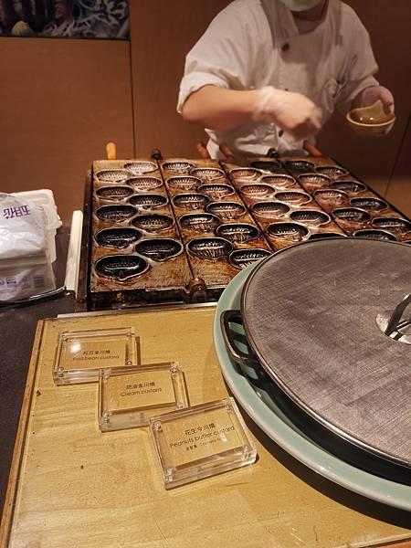 台北君悅酒店彩日本料理鯛魚燒