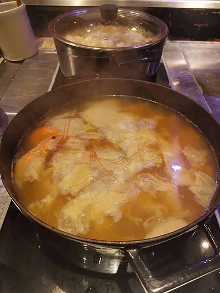 台北君悅酒店彩日本料理鍋物