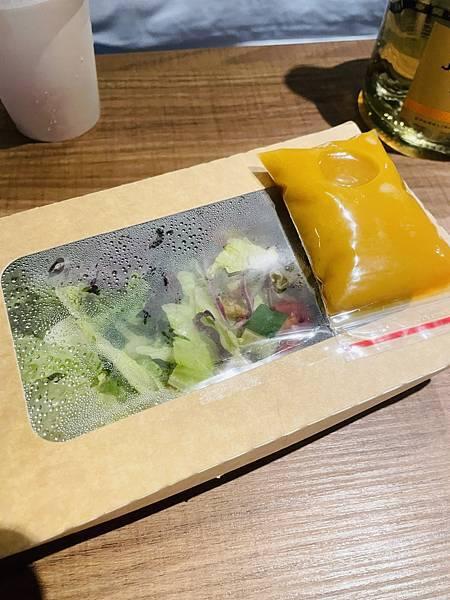 台北牛排推薦:雅室牛排沙拉