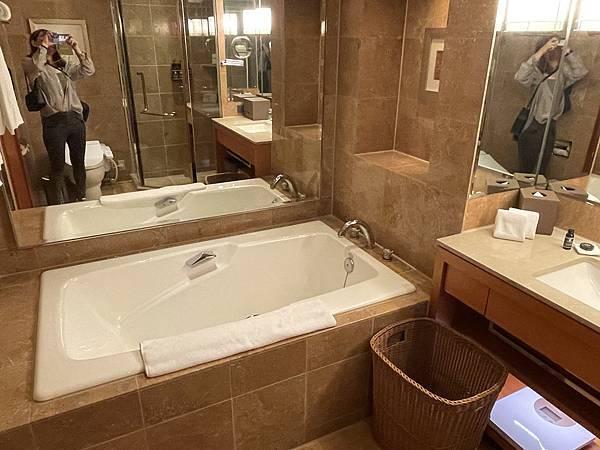 JR東日本大飯店台北:浴缸