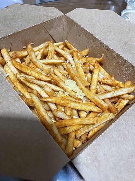 中山美食推薦:amba buttermilk 起司薯條