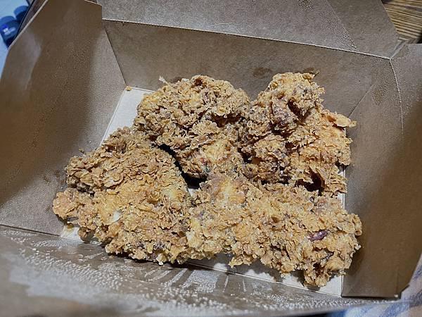 中山美食推薦:amba buttermilk秘方炸雞
