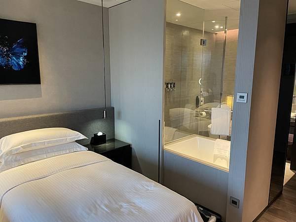 台北信義區飯店 寒舍艾麗浴缸