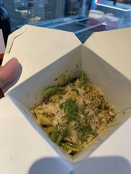 米其林餐盤WILDWOOD 外帶餐