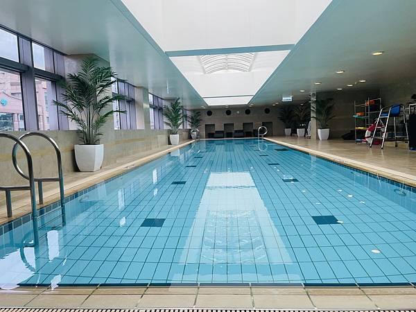 JR東日本大飯店台北 游泳池