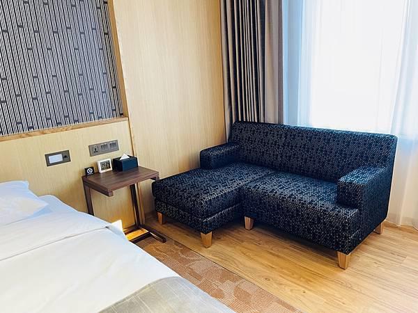 台北格拉斯麗飯店 雙人房開箱