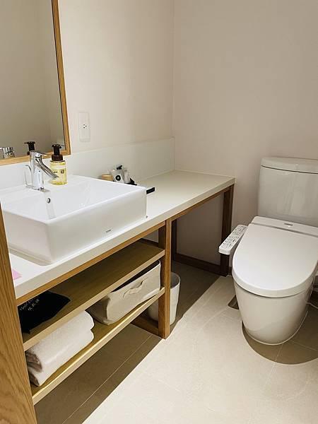 台北格拉斯麗飯店衛浴設備