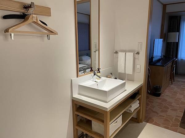 台北哥吉拉飯店:衛浴設備