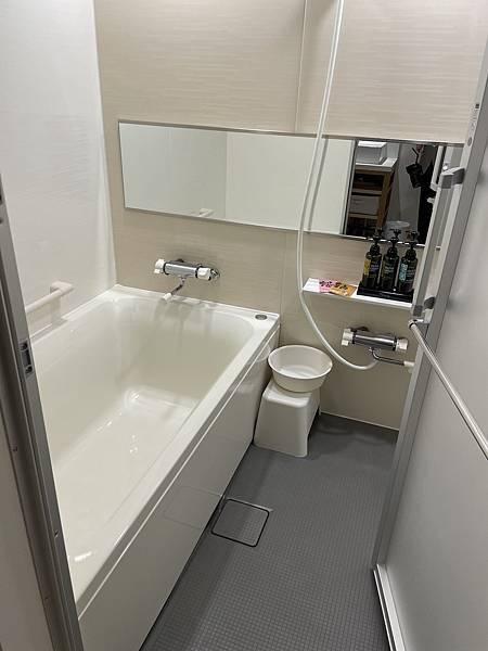 台北哥吉拉飯店  浴室
