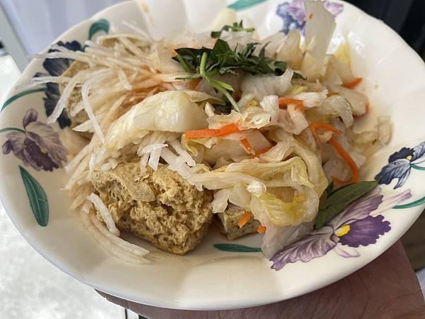花蓮美食:玉里橋頭臭豆腐