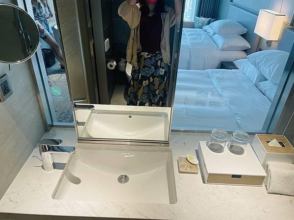 國泰萬怡酒店:衛浴設備