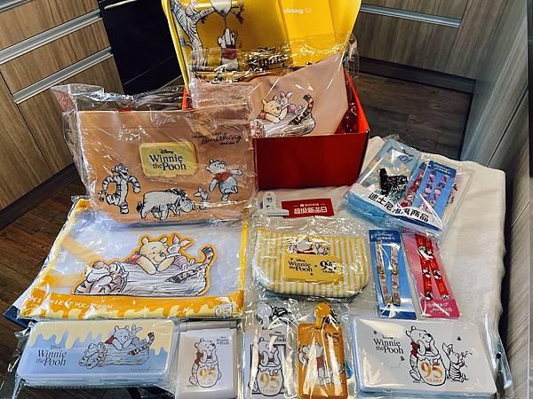 迪士尼商品小熊維尼95週年