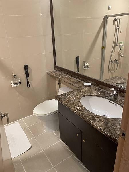 西湖渡假村松園會館衛浴設備