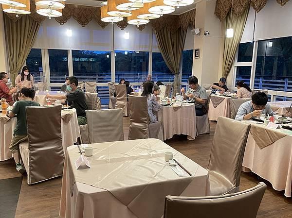 西湖渡假村松園會館衛浴餐廳