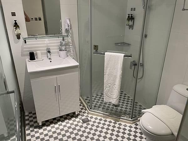 台北車站住宿新驛旅店衛浴設備